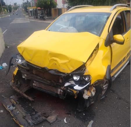 Advogado morre após colidir veículo em viaduto na zona sul de Teresina