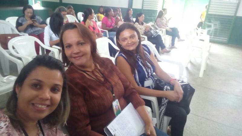 Secretária de Assistência Social de Lagoinha do Piauí participa de reunião com consultor do MDS