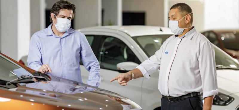 Do atendimento ao test-drive: coronavírus mudará a forma de comprar carro