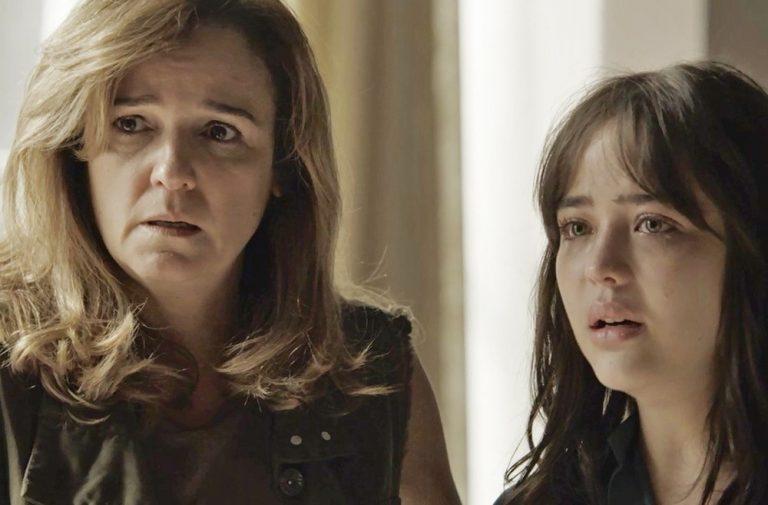 'O Outro Lado do Paraíso': Após abuso do padrasto, pai de Laura entra em cena no capítulo de hoje