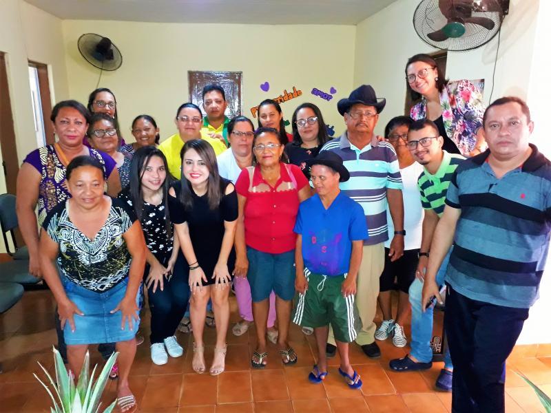 NASF Realiza Projeto com Grupo de Pessoas com Sobrepeso e Obesidade