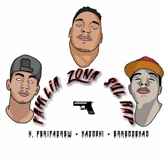 O grupo, Família Zona Sul Rap, produziu mais um 'hit', confiram o clipe e fortaleçam a cena