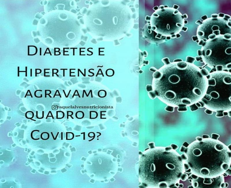 Como diabetes e hipertensão agravam o quadro do coronavírus