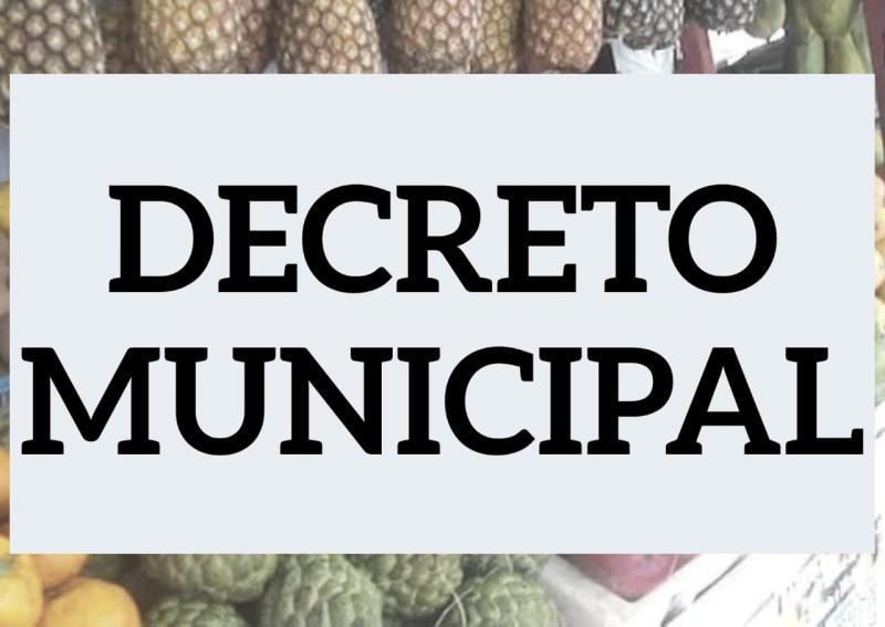 Prefeitura de Cajazeiras do Piauí baixa decreto que altera dia de feira