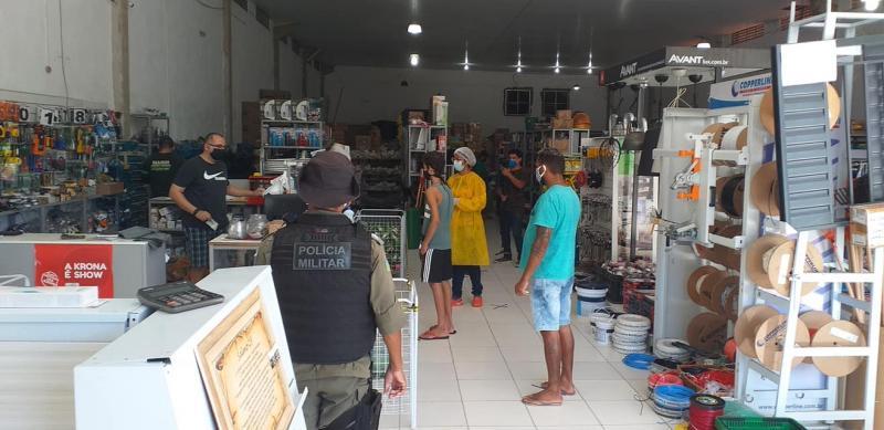 Demerval Lobão | Prefeitura intensifica ações contra a Covid-19