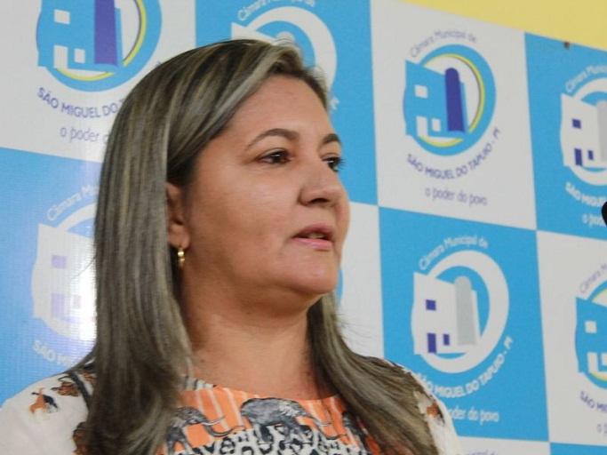Neide Alves (PTB)/Foto:Reprodução