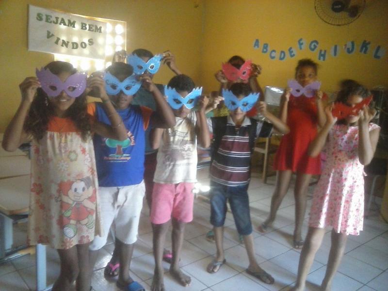 CRAS de olho d'água reinicia atividades do grupo SCFV em 2018