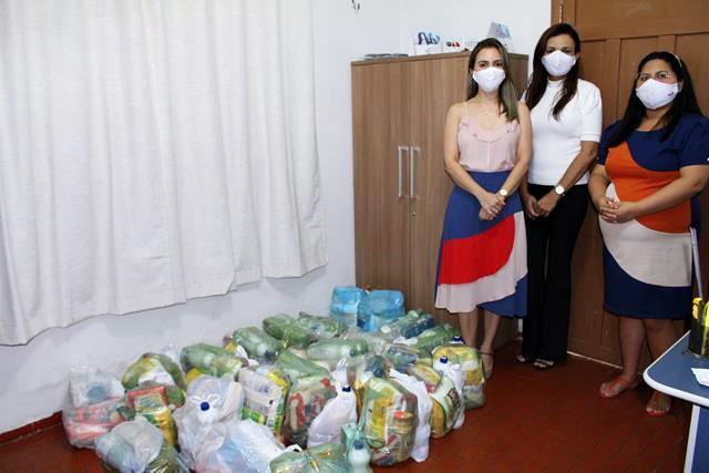 Subseção de Valença celebra 08 anos de instalação com distribuição de cesta