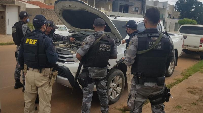 Homem é preso por receptação de veículo em Picos