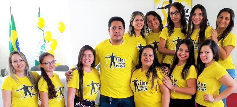 Setembro Amarelo: secretaria de Saúde realiza palestra sobre a prevenção do suicídio
