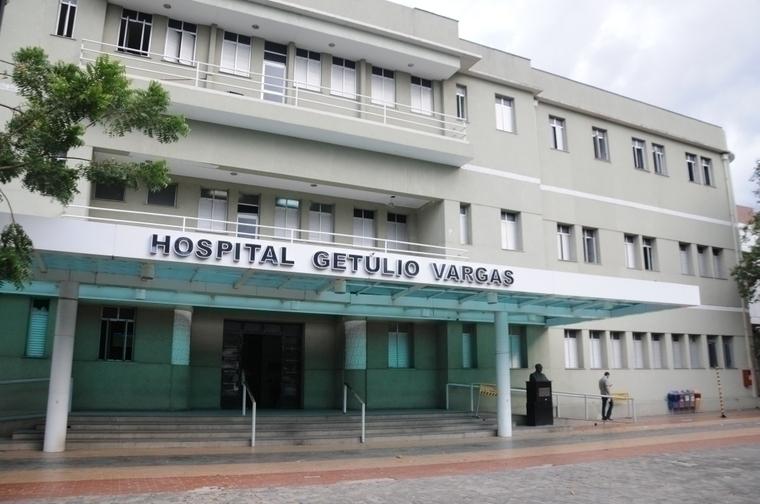 Detento da Cadeia Pública de Altos foge do hospital Getúlio Vargas