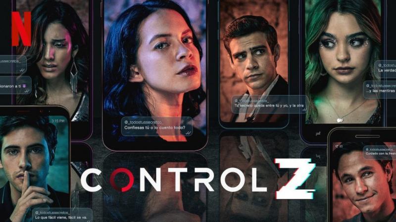 Netflix confirma segunda temporada de 'Control Z'