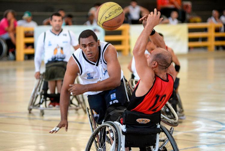Piauiense é convocado para a seleção brasileira de basquete em cadeira de rodas