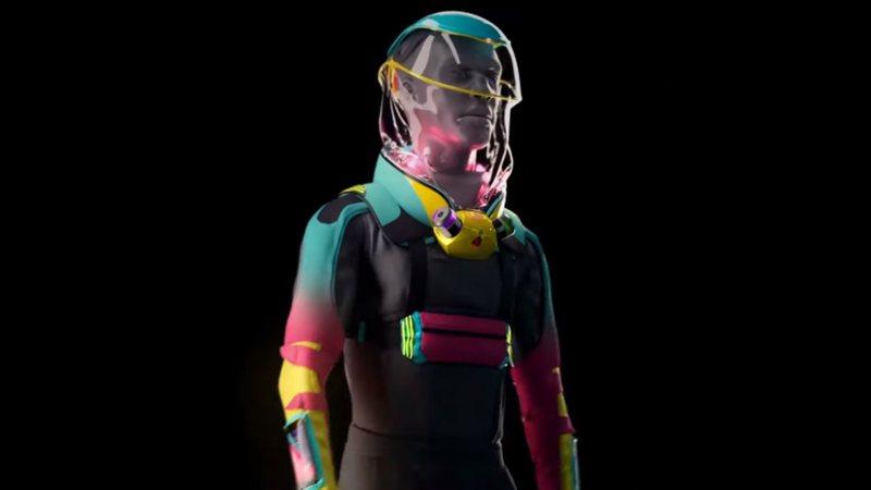 Empresa cria roupa anti-covid para shows e festivais; veja vídeo