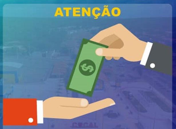 Prefeitura de Cocal realiza pagamentos de servidores públicos do município