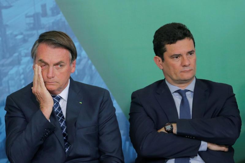 Moro diz que Bolsonaro 'desejava rebelião armada contra medidas sanitárias'