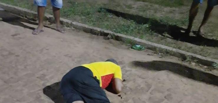 Homem é agredido com paulada na cabeça em Campo Maior