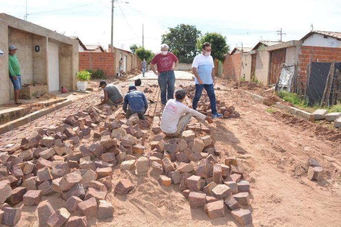 Obras do 'Avançar Cidades' melhoram infraestrutura e mobilidade em Oeiras