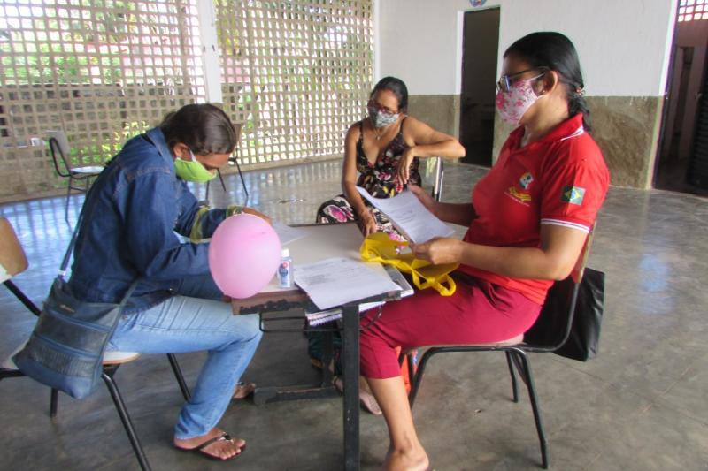 Volta às aulas na rede municipal de ensino em São João da Serra