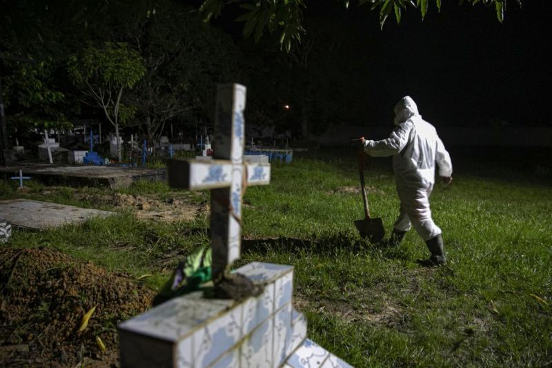 Coronavírus: Brasil teve um dos maiores aumentos de casos ...