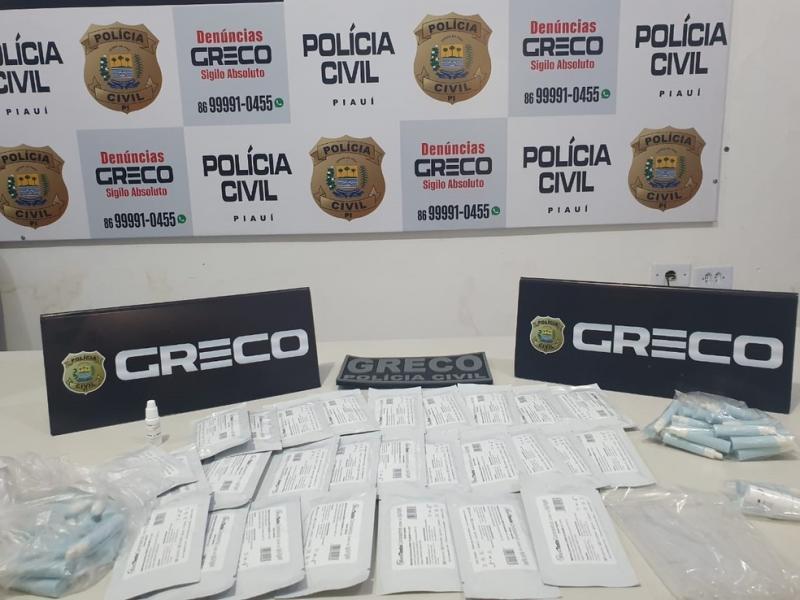 Agente de portaria é preso suspeito de furtar testes de covid-19 da FMS