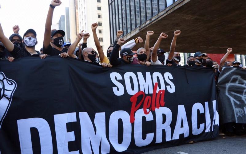 Grupo realizará ato antifascista em Teresina neste domingo