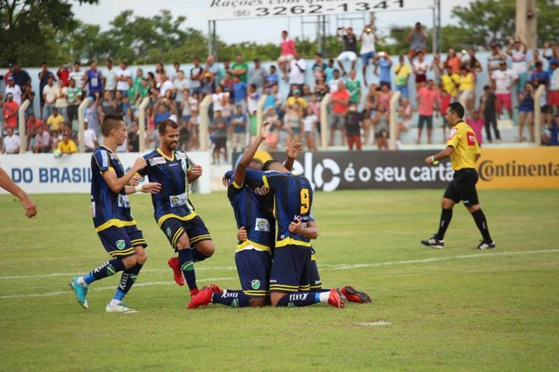 Altos é eliminado da Copa do Brasil pelo Bragantino