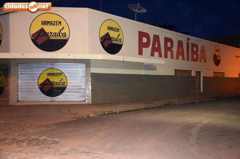 Loja do Armazém Paraíba é assaltada em Picos