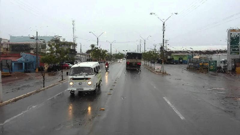 Semar prevê mais chuvas em Teresina e no interior do Piauí