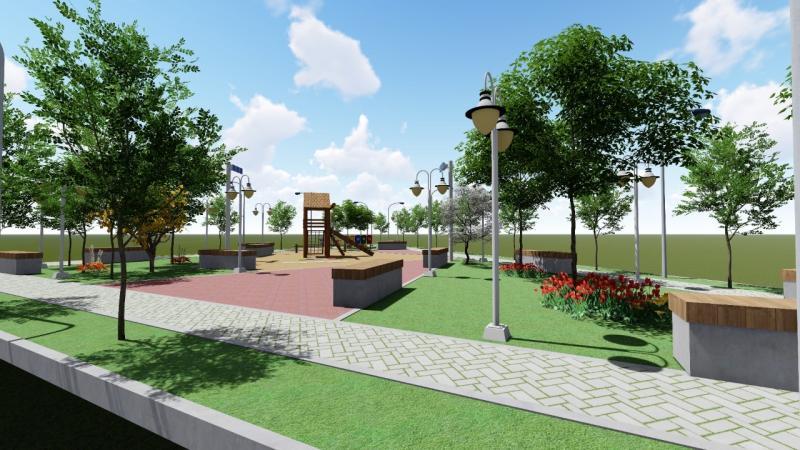 Prefeitura de Cajazeiras publica maquete das novas praças do município