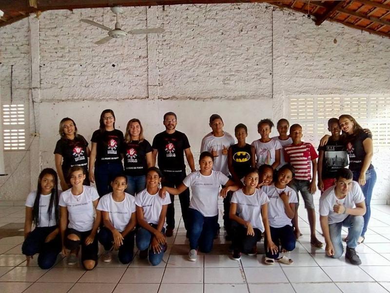Prefeitura de São Pedro realiza palestra para prevenção de álcool e drogas