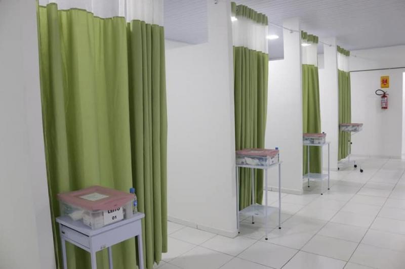Coronavírus | Hospital de Demerval Lobão equipa 08 leitos para covid-19