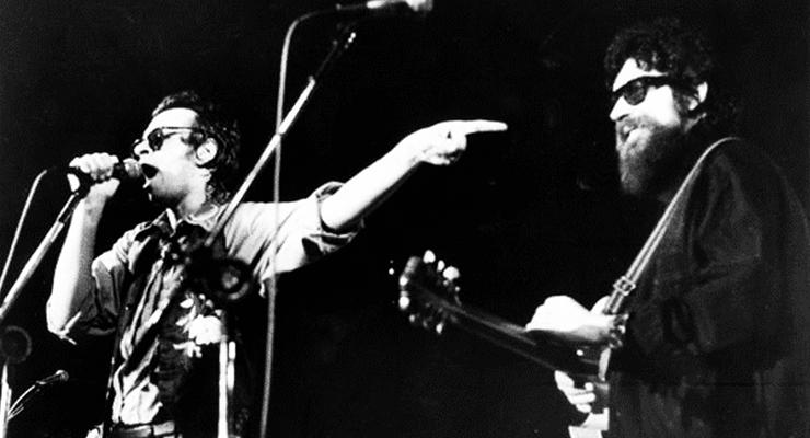 A turnê de 50 shows de Raul Seixas e Marcelo Nova
