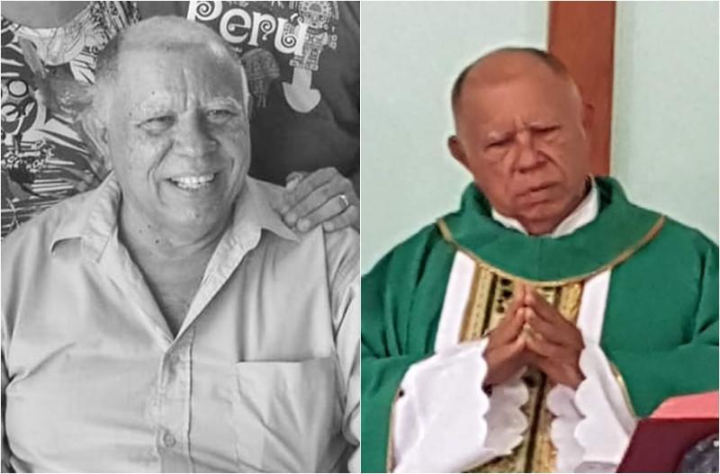 Padre Manoel Gomes morre aos 72 anos vítima de Covid-19 em Teresina