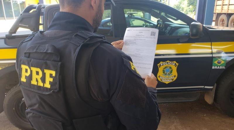 Foragido da justiça de Pernambuco é preso no Piauí