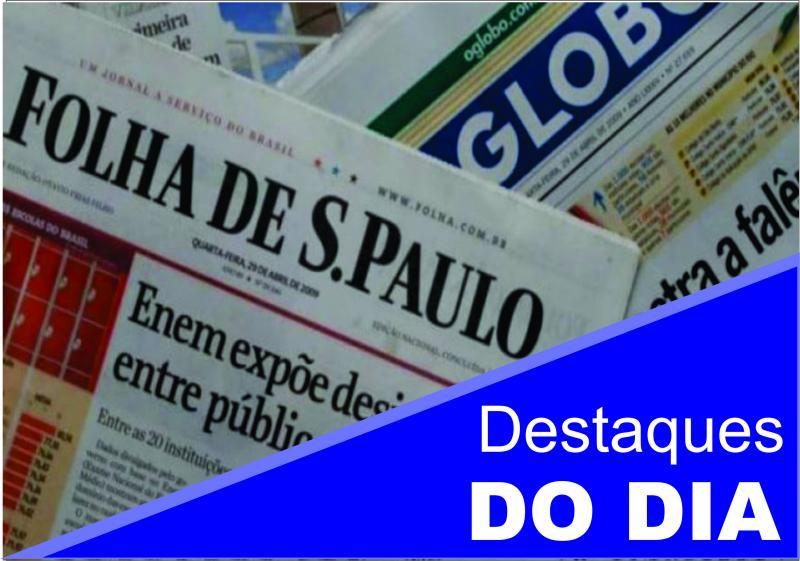 06 de junho, sábado - A coluna Foco na Política apresenta os destaques...