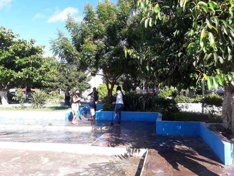 Prefeitura realiza Mutirão de limpeza no bairro Codó