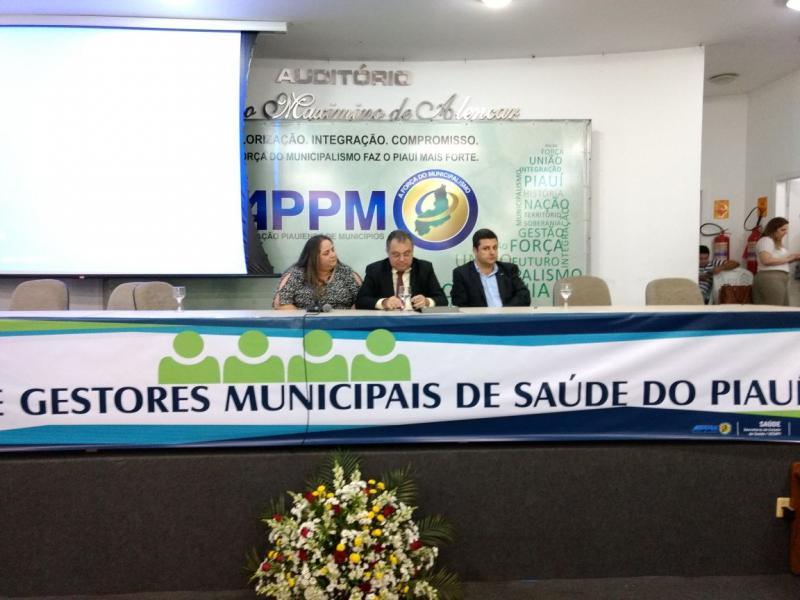 Encontro reúne gestores municipais de Saúde na APPM