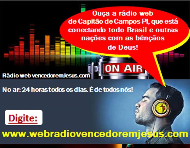 Capitão de Campos:Igreja Filadélfia cria web rádio e transmite culto online