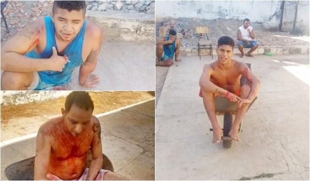 Detentos ficam feridos em motim na penitenciária de Esperantina
