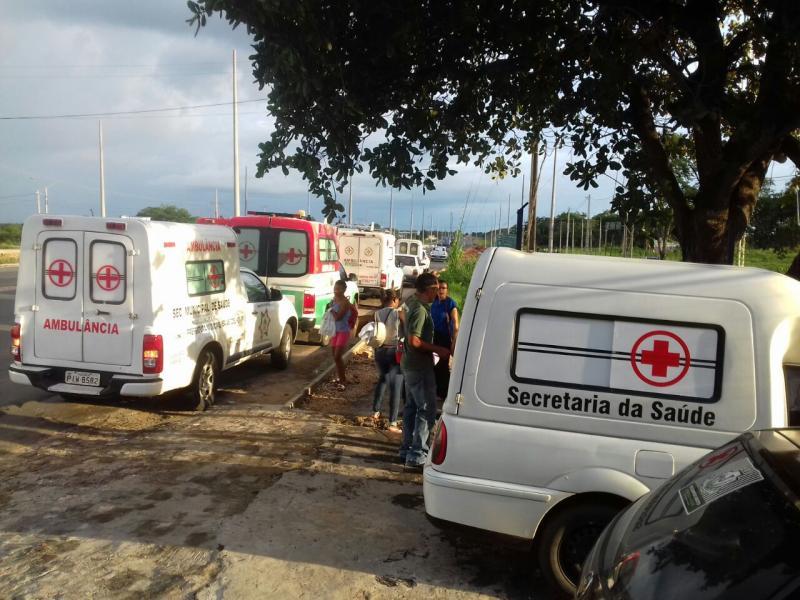 PRF apreende ambulâncias de prefeituras do Piauí