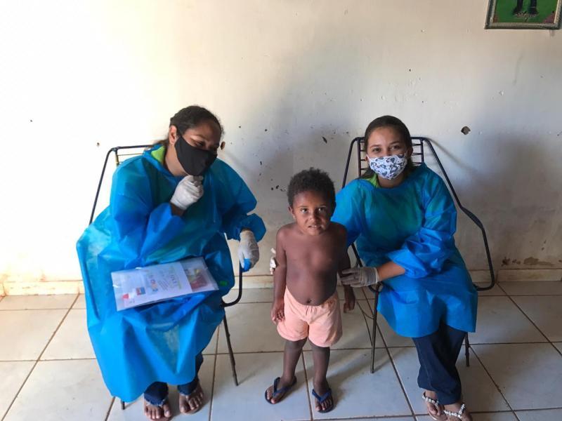 Projeto Criança Feliz mantém atendimento às famílias durante pandemia