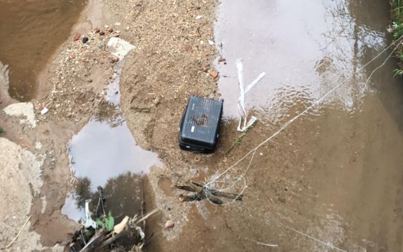 Corpo de piauiense é achado dentro de mala jogada em córrego em Goiás