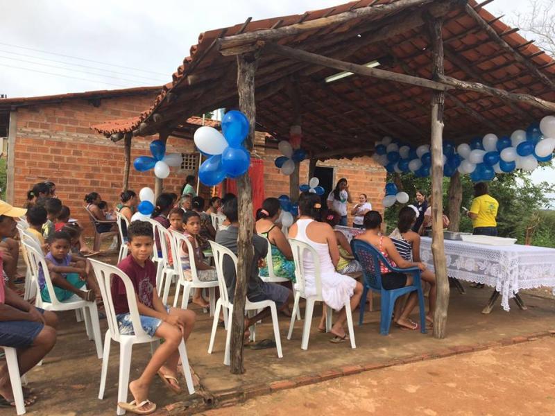 """Bairro Bela Vista recebe o projeto """"Saúde em Movimento"""""""