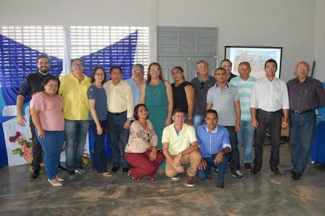 Conselho do Vale do Sambito Realizou Reunião Ordinária