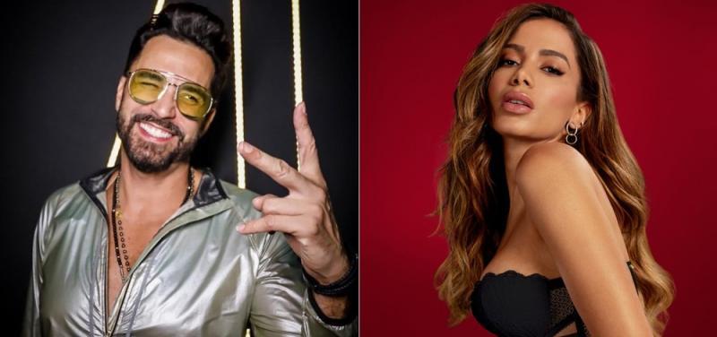 Em áudio, Latino diz que Anitta o chamou de velho e falido