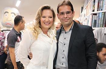 Marido de Joice Hasselman assumirá diretório do PSL em Teresina
