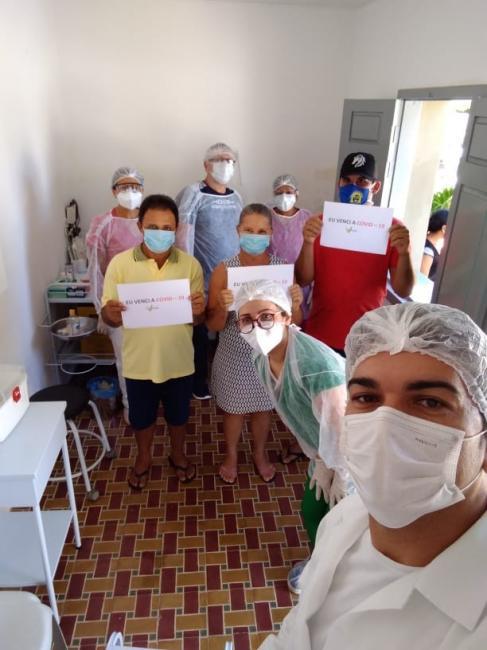 Joaquim Pires registra mais três casos de pessoas recuperadas da Covid-19