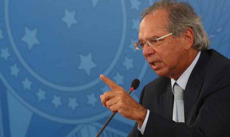 Guedes prevê nova fase para o Brasil entre setembro e novembro