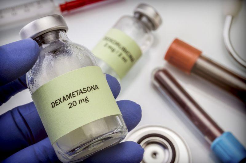 Dexametasona pode reduzir mortes por covid-19, diz estudo